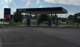Brand New Gas Station With Real Estate For Sale
