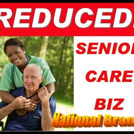 In- Home Senior Care Franchise In Wichita For Sale